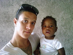 Little haitian baby