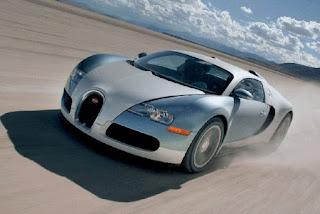Bugatti-Veyron-Blue