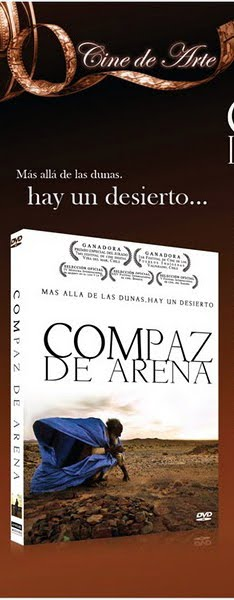 Largometraje documental COMPAZ DE ARENA