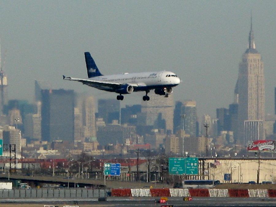 Aeroporto New York Newark : Gli aeroporti di new york quot la guardia e newark i