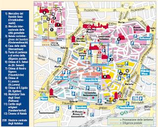 mappa Norimberga