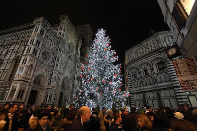 albero Natale Firenze