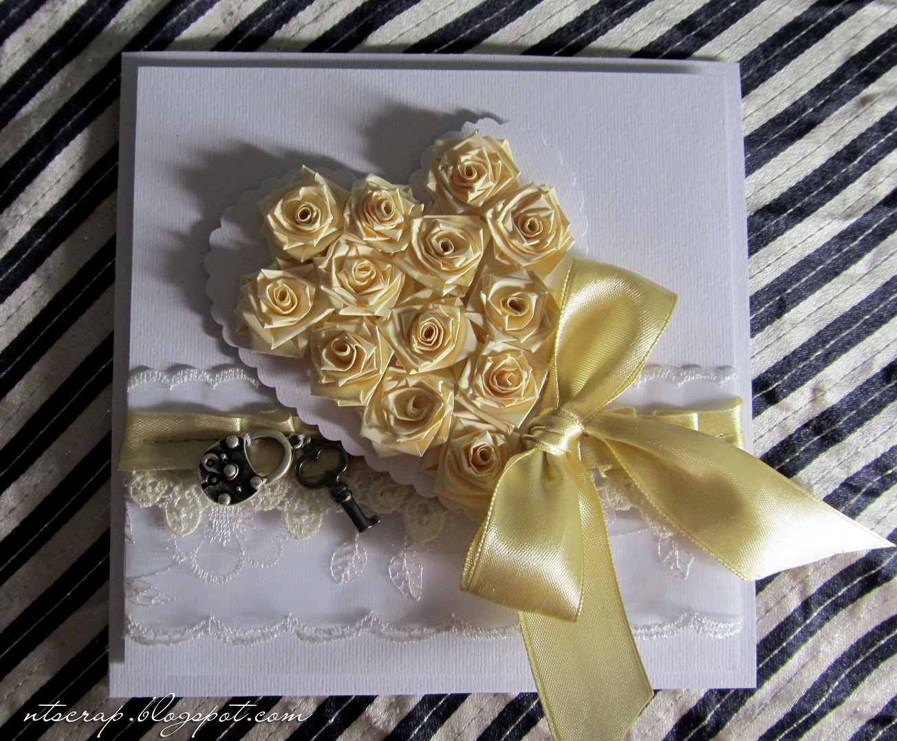 Розы для открыток своими руками 276