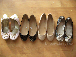 cute shoes...