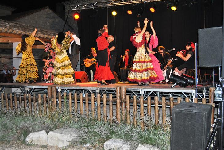 FESTIVAL FLAMENCO AOUT 2010