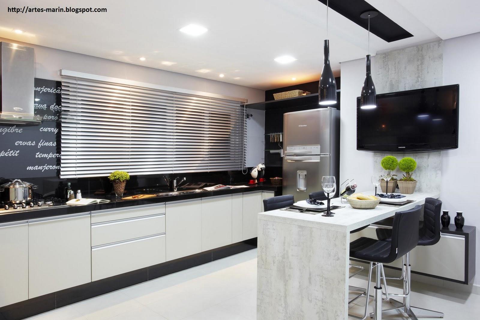 #6C693F ARTES MARIN : A arte nessas belas cozinhas 1600x1066 px Belas Cozinhas_140 Imagens