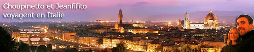Voyage en Italie Florence, Rome, Venise par Choupinetto et Jeanfifitto