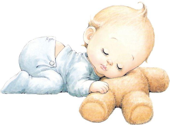 Xent m ento 10 mandamientos del bebe - Dibujos pared bebe ...