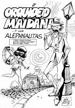 Orquídeo Maidana y los Alephnautas