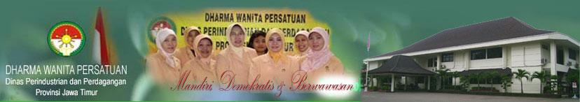DWP Dinas Perindustrian dan Perdagangan Jawa Timur