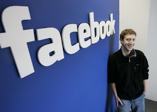 picture of mark zuckerberg the owner of facebook