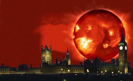 Akibat badai matahari 2010 terhadap telekomunikasi seluruh dunia.