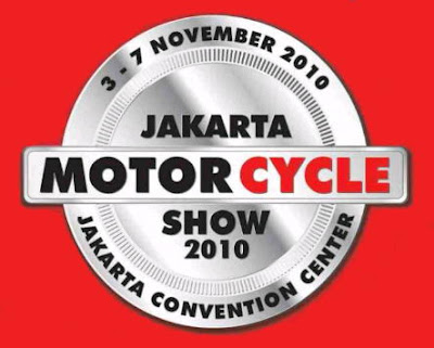 Jakarta Motorcycle Show 2010 di Jakarta Convention Center 3-7 November 2010.