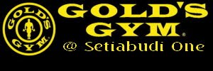 Golds Gym @ Setiabudi One