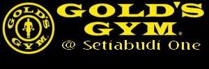 Golds Gym @ Setiabudi One