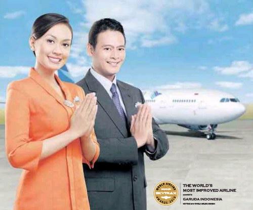 Peluang karir dan lowongan kerja terbaru Pramugari dan Pramugara untuk Garuda Indonesia. Proses rekrutmen dan seleksi Pramugari dan Pramugara di Garuda Indonesia.