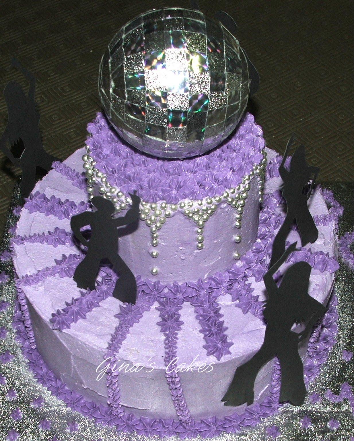 Cake Decorating Disco Ball : Sydney Disco Dance Party on Pinterest Disco Cake, Disco ...
