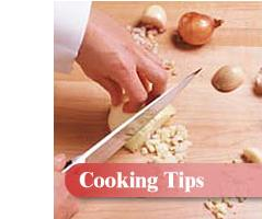 Cooking Tips, Tricks & Trivia