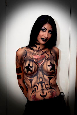 Unbeliveable Crazy Body Paintings