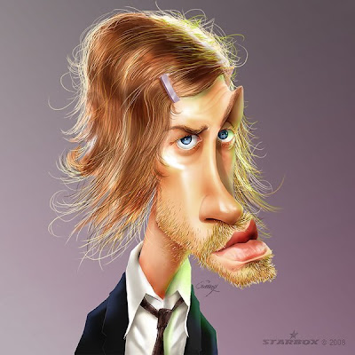 Funny Celebrities Cartoons By Anthony Geoffroy Seen On www.coolpicturegallery.net