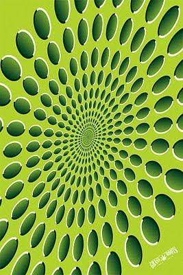 Advertisements Using Optical Illusions
