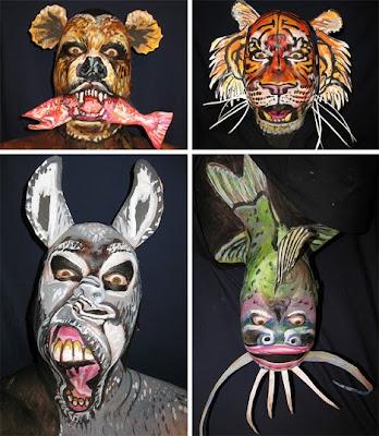 Unbelievably Hilarious Face Painting Art