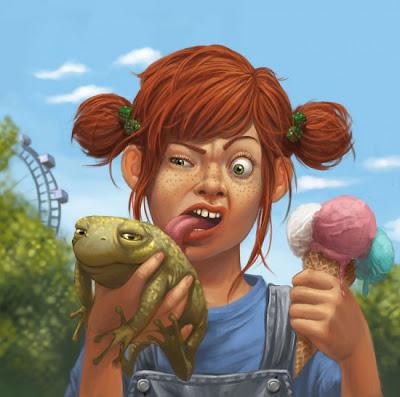 Illustrations By Daniela Uhlig