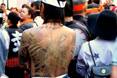 Criminal Tattoos In The World
