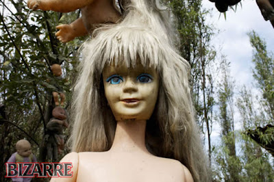 Mexico's Bizarre And Creepy Dolls