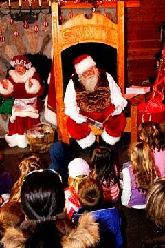 Hard Jobs For Santa Claus