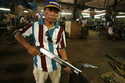 Gun Manufacturing Industry