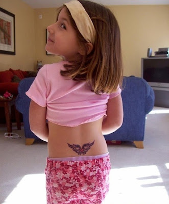 Stupid Body Tattoos