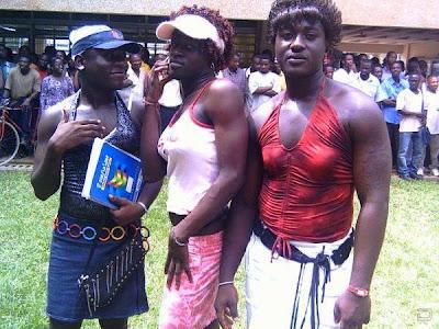 African Gay Community