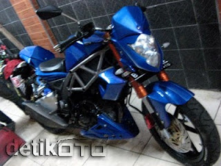 Satria-fu Full modif