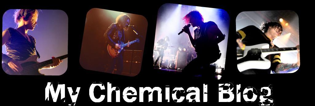 My Chemical Blog