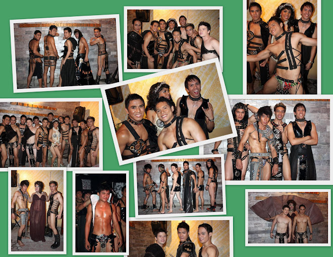 ERROSdarkCOLLECTIONS ANIVERSARY FASHION EVENT