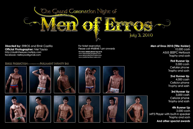 MEN OF ERROS 2010