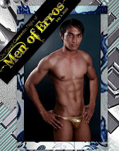 DON - 1st RUNNER-UP MEN OF ERROS 2010