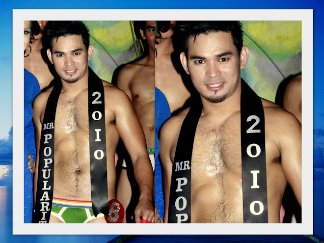 RANDY - 2010 MOST POPULAR MAN OF ERROS 2010