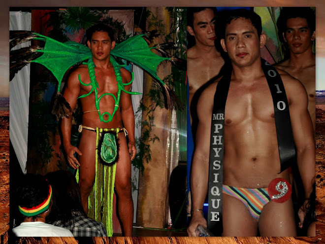 RICMAN MEN OF ERROS 2010 MR PHYSIQUE