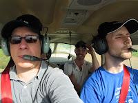 Die Piloten und Hendrik
