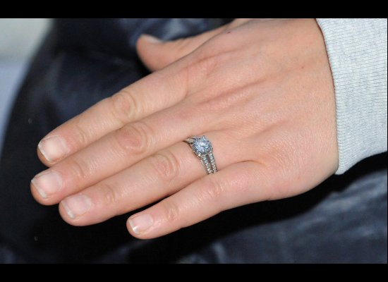 Heidi Montag Fashion Queen Elizabeth Ii Wedding Ring