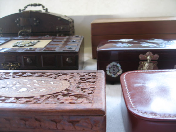 Vintage Boxes have History