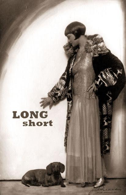 Dachshund Vintage 1920s Photograph