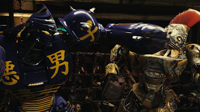 Real Steel - Beste Filme 2011