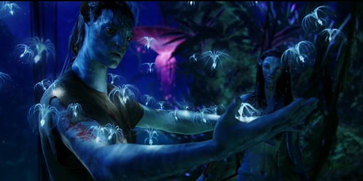 Аватар в 3d на blu ray