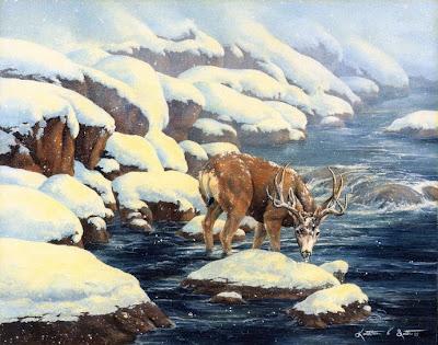 Kathleen V. Butts Widlife Artist