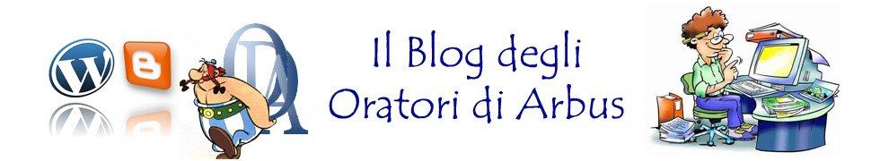 Il blog dell'oratorio ad Arbus