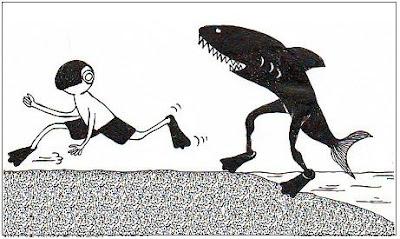 shark,cartoon