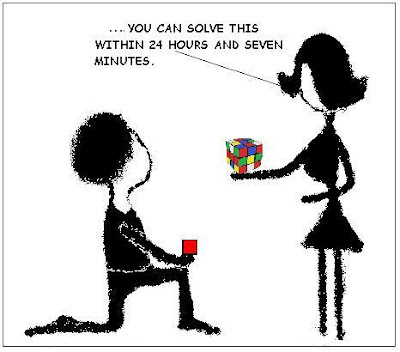 RUBIK'S CUBE,MARRIAGE PROPOSAL,CARTOON,WEBCOMIC
